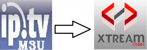 Comment générer les codes api xtream depuis tous les liens m3u facilement.