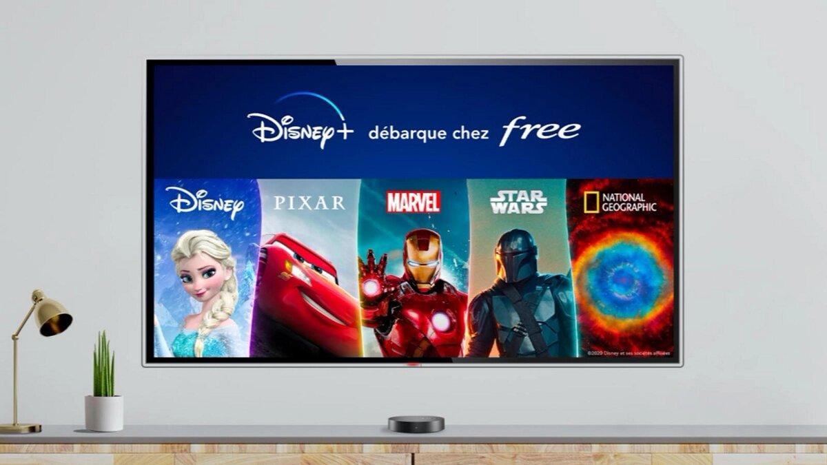 Disney+ est gratuit durant 6 mois